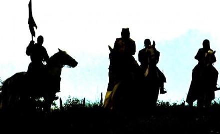 Retour sur le tournoi des chevaliers au parc médiéval