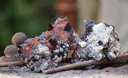 Découvrez le travail de l'acier au Moyen âge
