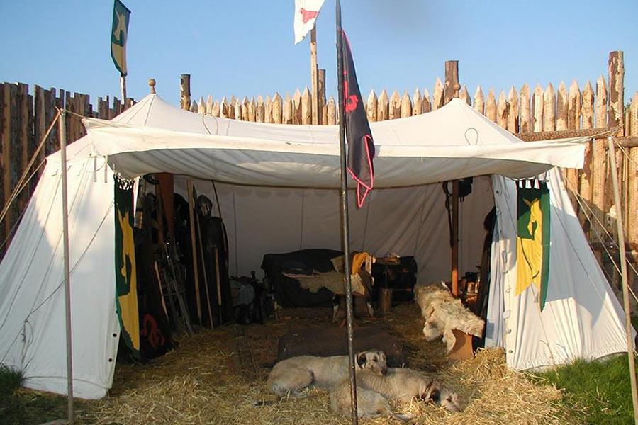 Tente du seigneur Astar